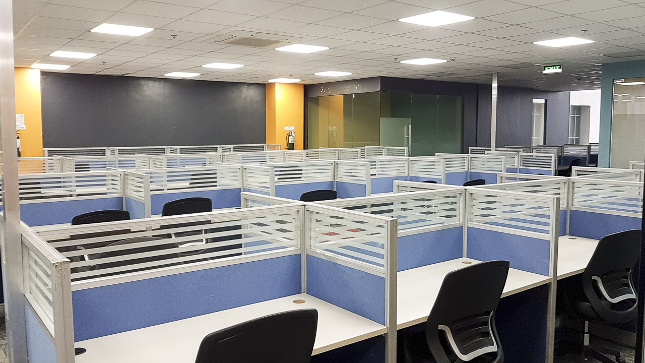 551 SqM Fitted Office Space for Rent in Cebu Business Park